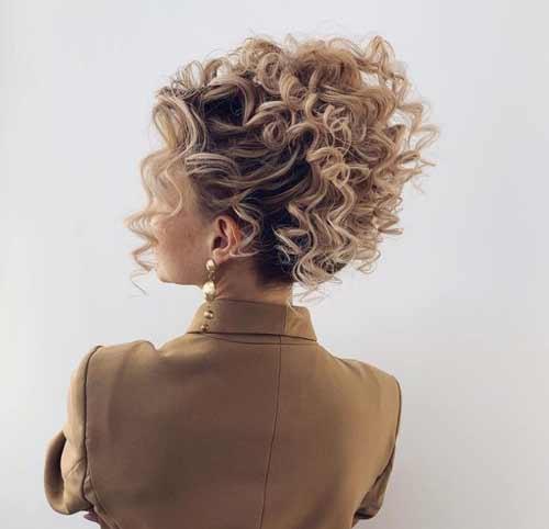 Прически на средние волосы для девочек 2021: новые фото