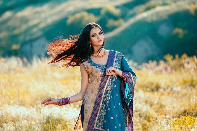 Рапунцель из Индии рассказала, как отрастить волосы длиной 15 см всего за 3 месяца