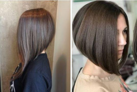 Стрижка боб - 8 вариантов на короткие и средние волосы, на одну ногу и с наращиванием