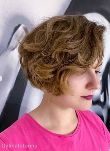 Стрижка «Москвич»: фото на короткие и средние волосы