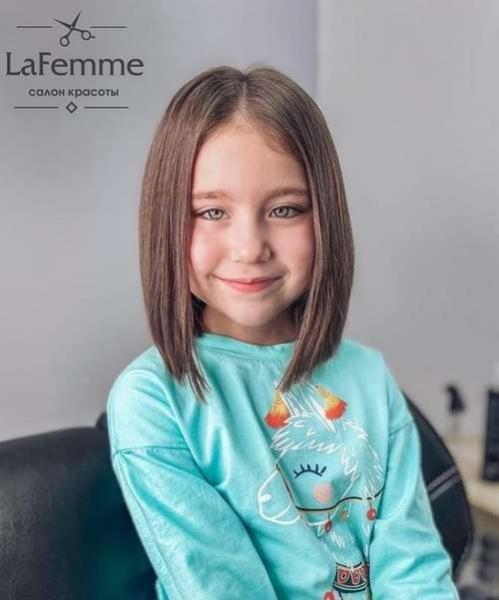 Стрижки для девочек от 10 до 16: фото, новости 2021-2022
