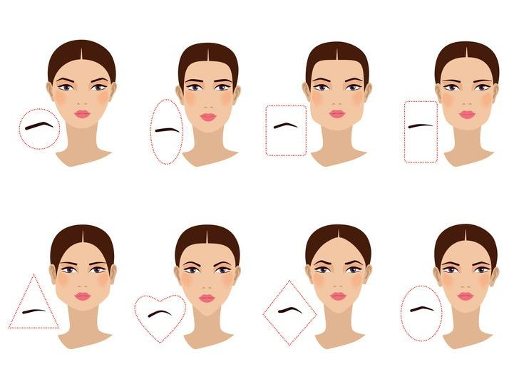 6 частых ошибок в макияже бровей (вы тоже их совершаете)