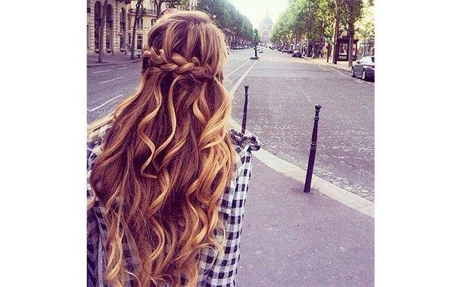 Как разнообразить русые волосы: 15 идей модного балаяжа