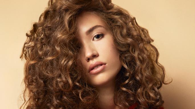 Легкая химия на длинные волосы: виды и способы завивки, эффект, сколько будет держаться, фото