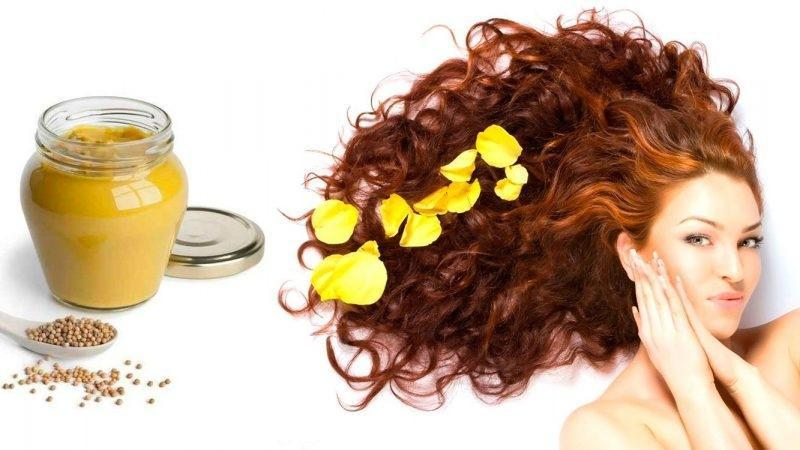 Маска для волос с горчицей — 11 рецептов для роста волос