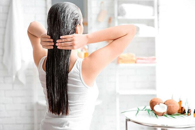 Маски для волос из кокосового масла в домашних условиях