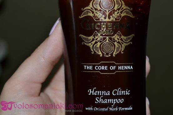 Необычный шампунь от выпадения волос. Обзор корейского шампуня с хной от Richenna