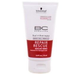 Обзор серии BC Repair Rescue для глубокого питания волос от Schwarzkopf Professional