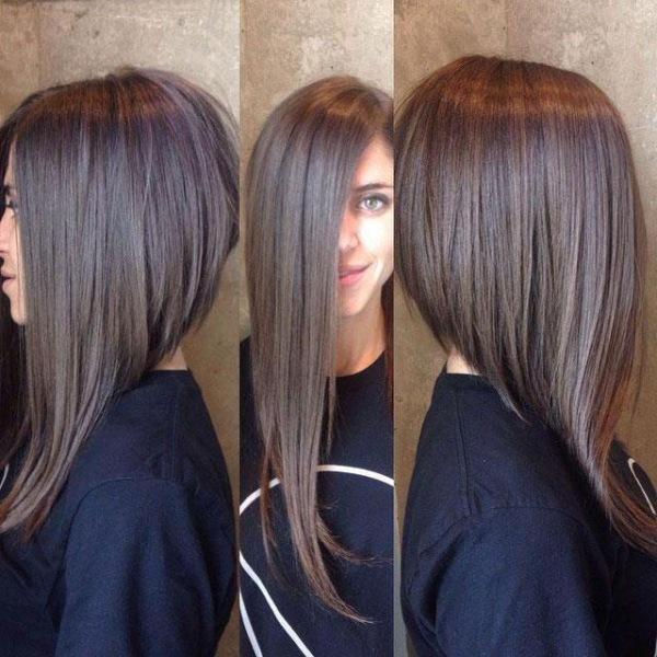 Оригинальный каре или длинные волосы?