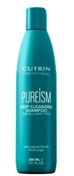 Выберите шампунь для глубокого очищения волос