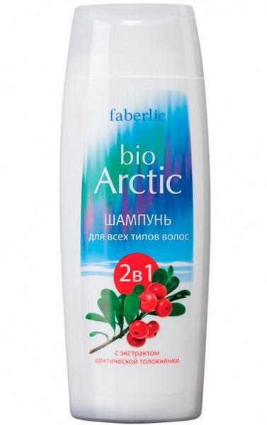 Шампунь «Фаберлик Био Арктик»: отзывы, состав, правила применения