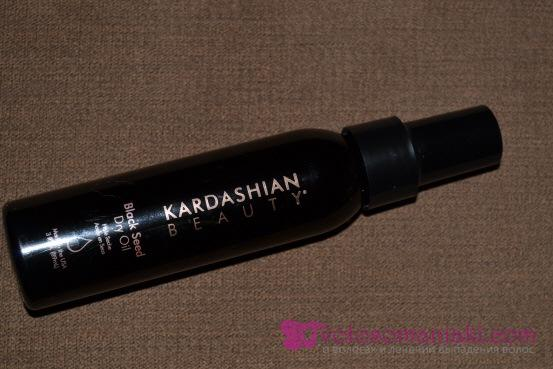 CHI Kardashian Beauty Black Cumin Dry Oil Сухое масло с черным тмином