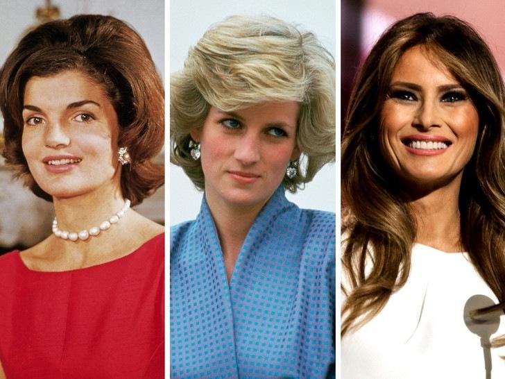 Вечная классика: 6 причесок принцесс и первых леди, которые никогда не выйдут из моды