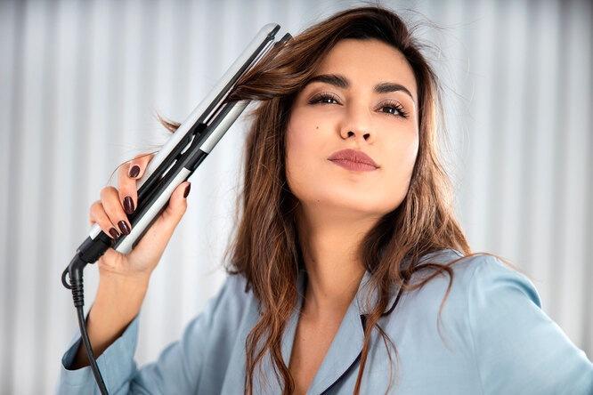 Завивай смело: как создать локоны спомощью плойки ине сжечь волосы