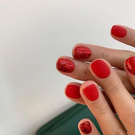 10 новых модных дизайнов ногтей на осень 2021 года