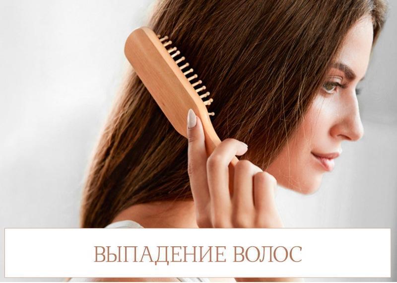 5 причин выпадения волос у женщин