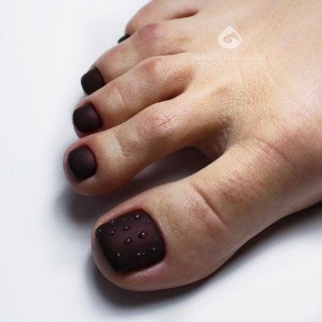 Педикюр 2019-2020 - красивые и модные фото новинок для ваших ног