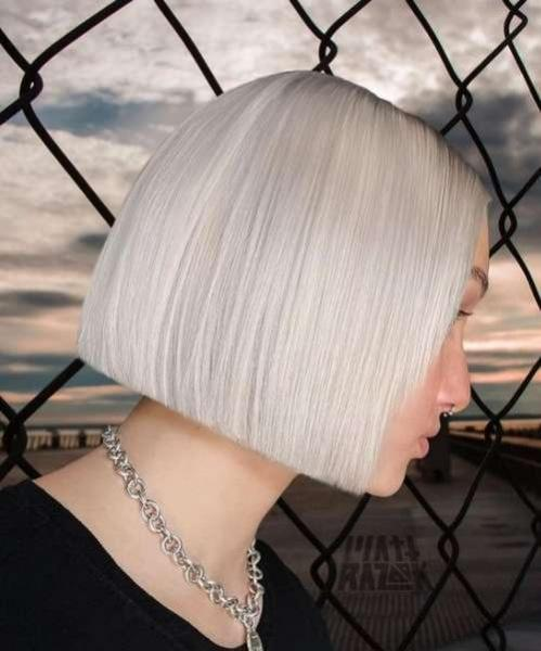 Стрижка боб на короткие волосы: тенденции 2022 года, виды, фото