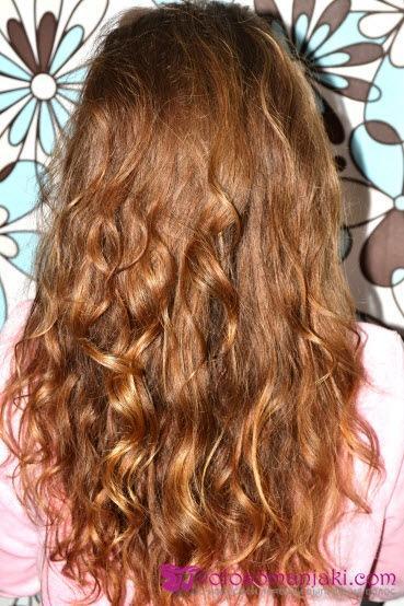 Восстанавливающий крем для волос Brelil Numero с овсом